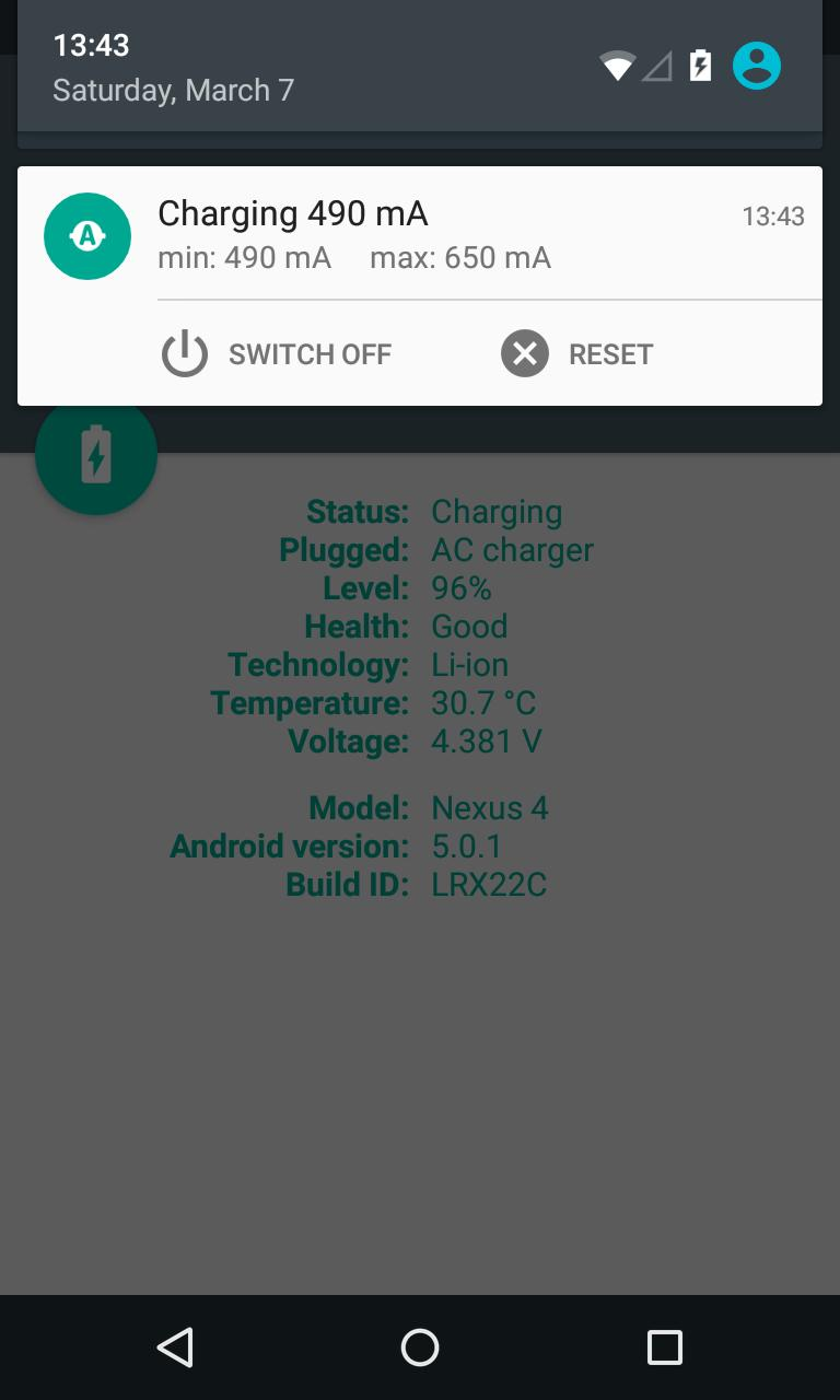 Ampere for Android - APK Download