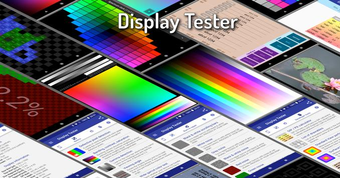 Display Tester poster