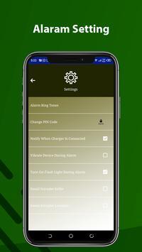 Antitheft Mobile Alarm screenshot 4