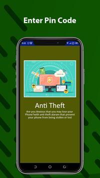 Antitheft Mobile Alarm screenshot 5