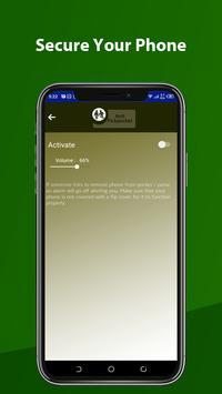 Antitheft Mobile Alarm screenshot 9