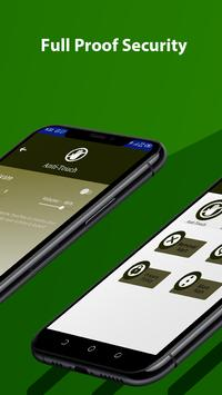 Antitheft Mobile Alarm screenshot 1