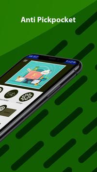 Antitheft Mobile Alarm screenshot 2