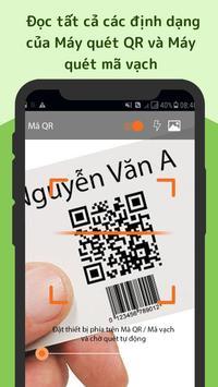 Quét Mã Vạch: Quet ma vach, Check mã vạch, QR Code ảnh chụp màn hình 6