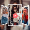 Photo Music Video Maker - Photo Music Editor 图标