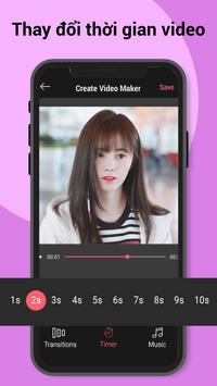 Làm Video Từ Ảnh và Nhạc: Tạo Video Từ Ảnh và Nhạc ảnh chụp màn hình 2