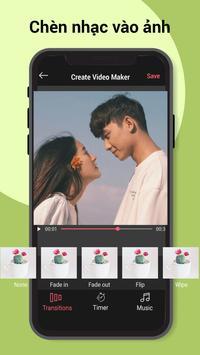Làm Video Từ Ảnh và Nhạc: Tạo Video Từ Ảnh và Nhạc ảnh chụp màn hình 1