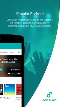 GOM Audio स्क्रीनशॉट 4