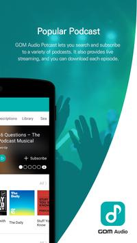 GOM Audio ảnh chụp màn hình 4