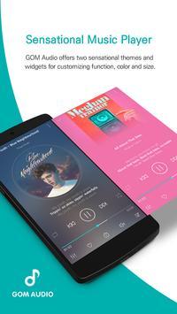 GOM Audio पोस्टर