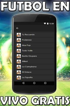 Ver Futbol Desde Mi Celular Gratis HD Tv Guia screenshot 3