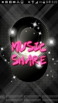 MusicShareDown poster