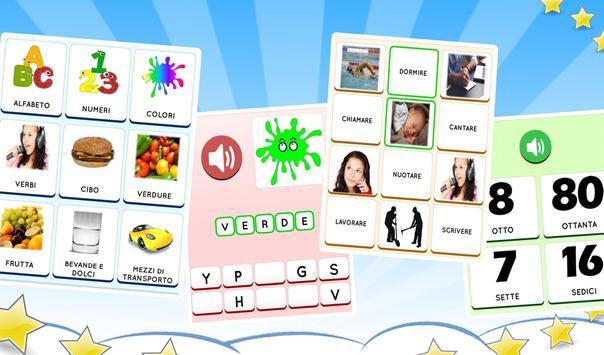Learn Italian free for beginners: kids & adults screenshot 1