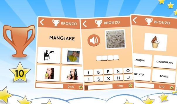 Learn Italian free for beginners: kids & adults screenshot 8