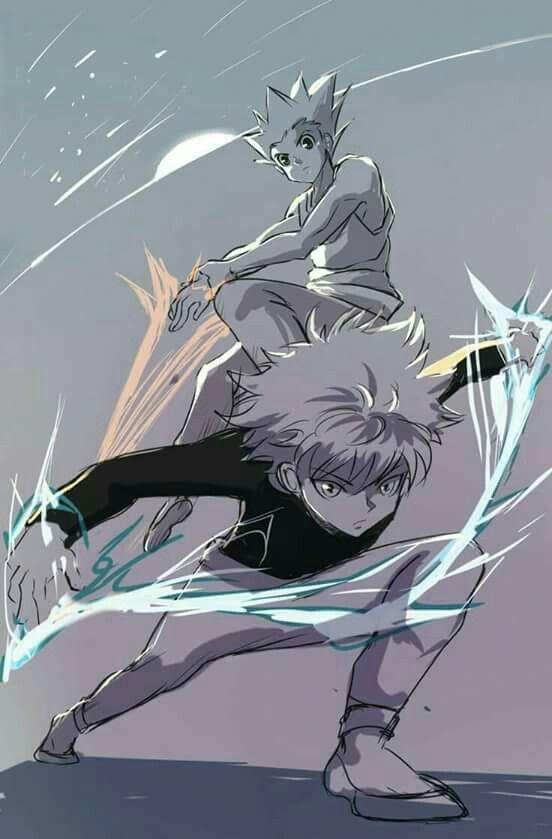 Hunter Gon X Killua Wallpaper For Android Apk Download