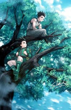 Hunter Gon X Killua Wallpaper screenshot 3