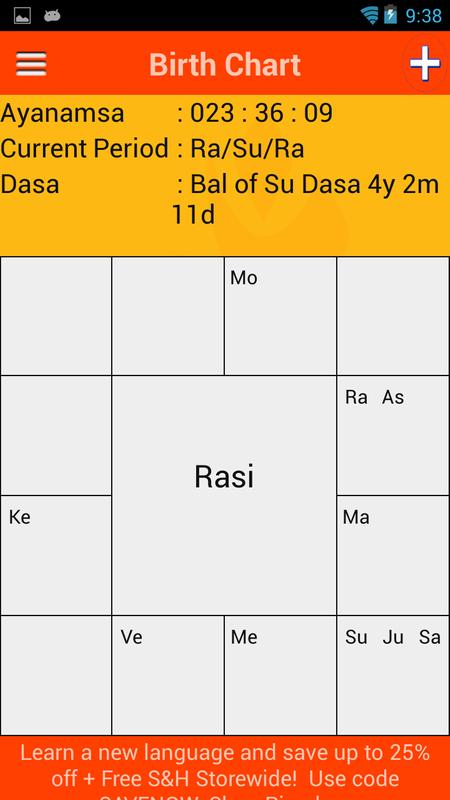 Kundali Birthchart For Android Apk Download