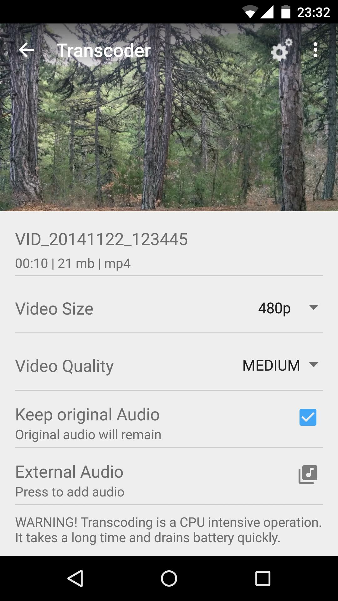 VidTrim for Android - APK Download