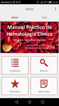Manual Práctico de Hematología poster
