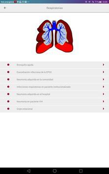 Guía Terapéutica Antibiótica captura de pantalla 11