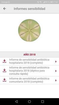 Guía Terapéutica Antibiótica captura de pantalla 1