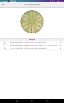 Guía Terapéutica Antibiótica captura de pantalla 9