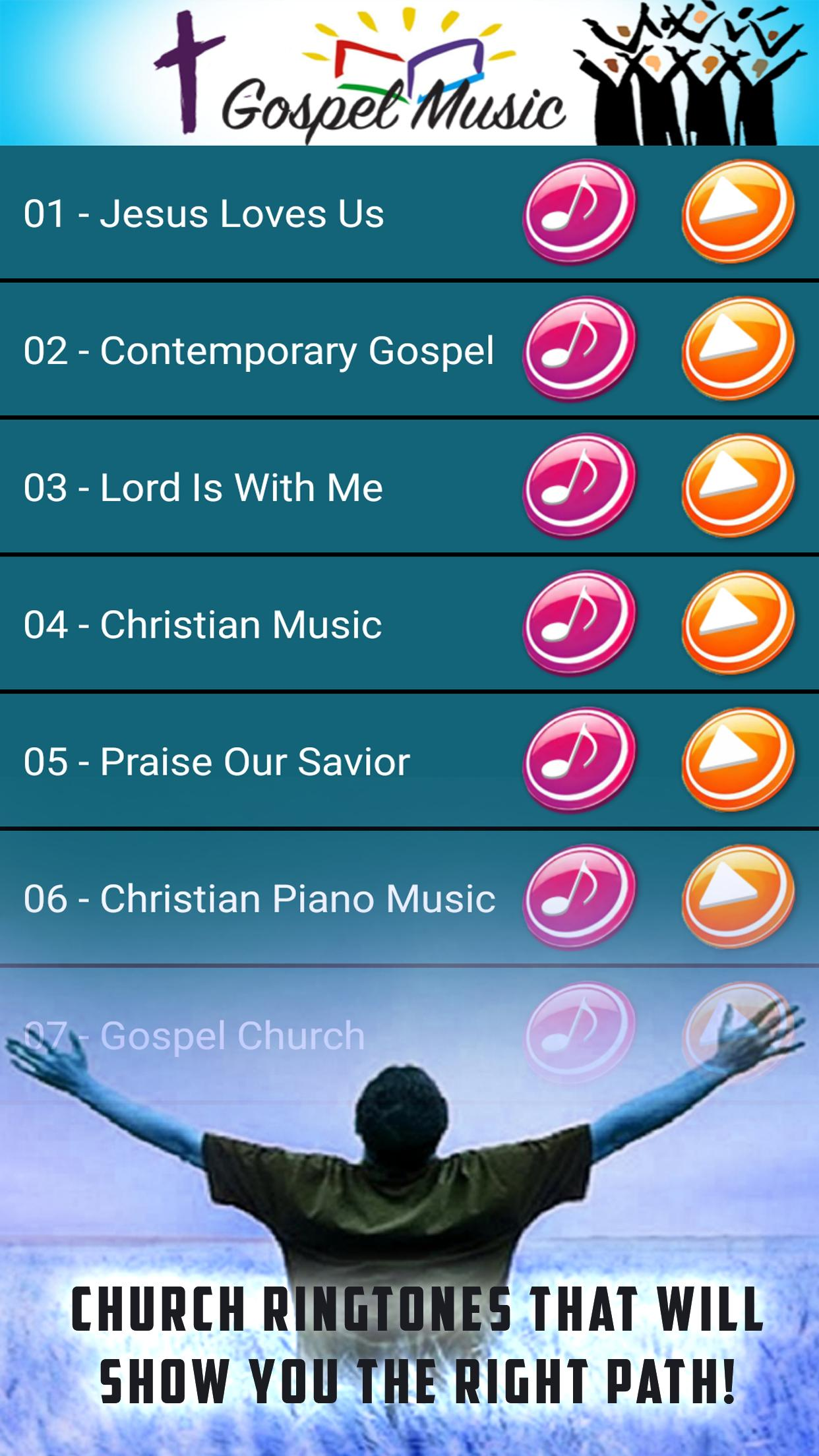 Gospel Ringtones Free Christian Music For Android Apk Download