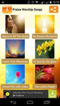 Praise and Worship Songs 截图 3