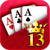 Lucky 13: 13 Poker Puzzle icon