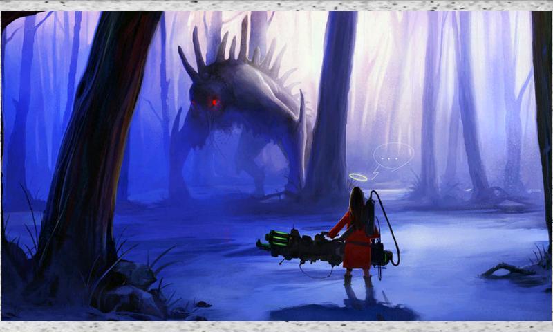 Fond D Ecran Fantasy Creature Pour Android Telechargez L Apk