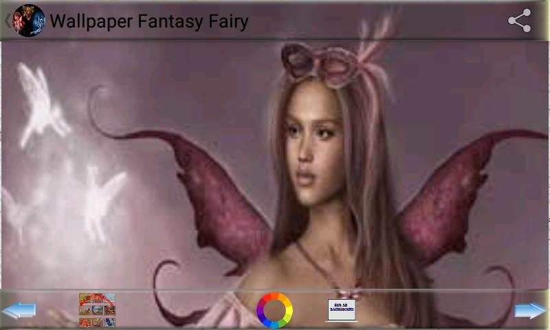 Wallpaper Fantasy Fairy For Android Apk Download