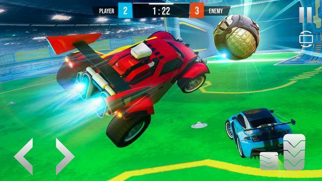Car Football League Destruction: Rocket League screenshot 2