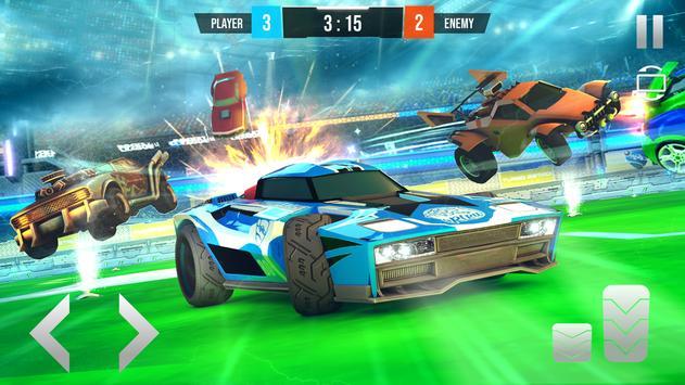 Car Football League Destruction: Rocket League screenshot 3