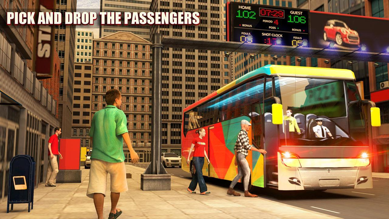 Euro Bus Passenger Coach Driver for Android - APK Download