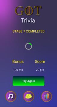 GoT Trivia screenshot 3