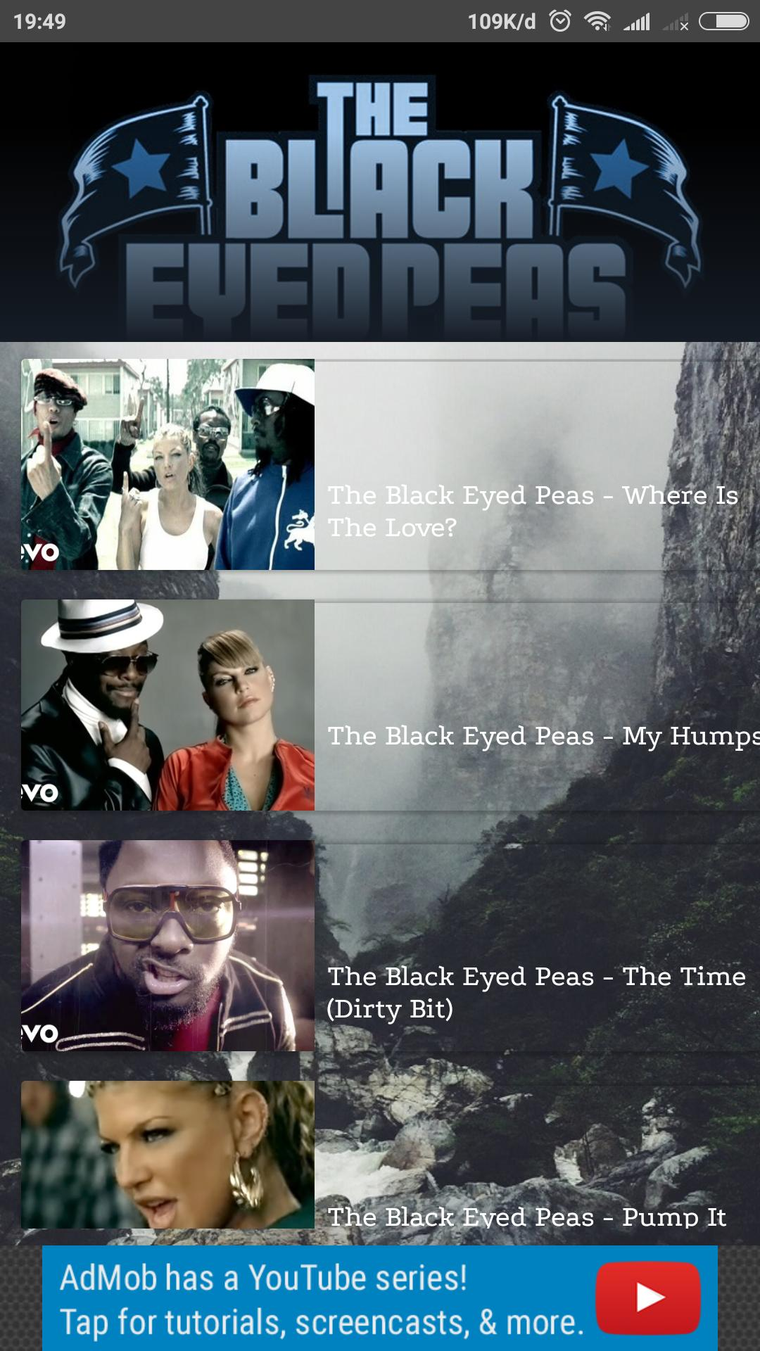The Black Eyed Peas I Music Video Mp3 For Android Apk Download