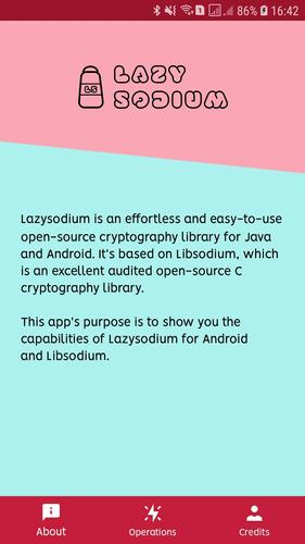 Lazysodium for Android - APK Download