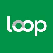 Loop - local audio traffic reports!-icoon