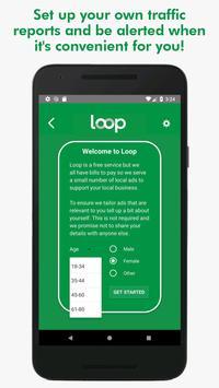 Loop - local audio traffic reports!-poster