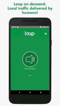 Loop - local audio traffic reports! screenshot 1