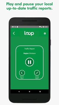 Loop - local audio traffic reports! screenshot 3