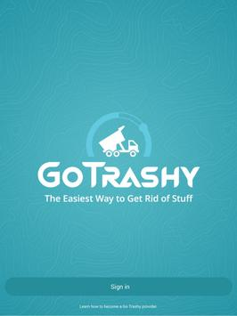 Go Trashy – The App for Providers screenshot 4