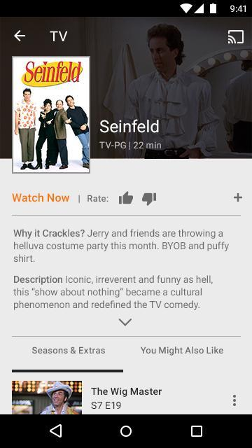Sony Crackle – Free TV & Movies for Android - APK Download