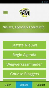 GoudaFM screenshot 2