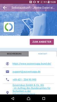 AusweisApp2 Screenshot 5