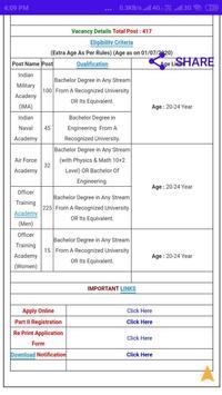 All Government Job Alerts - Sarkari Raja screenshot 4