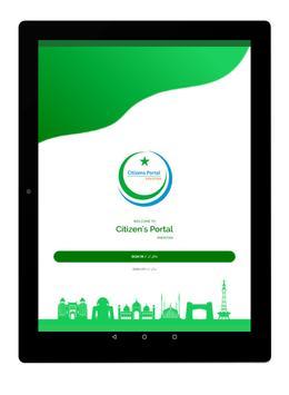 Pakistan Citizen Portal screenshot 9