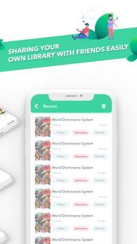 EzBook - Free eBooks and AudioBooks screenshot 2