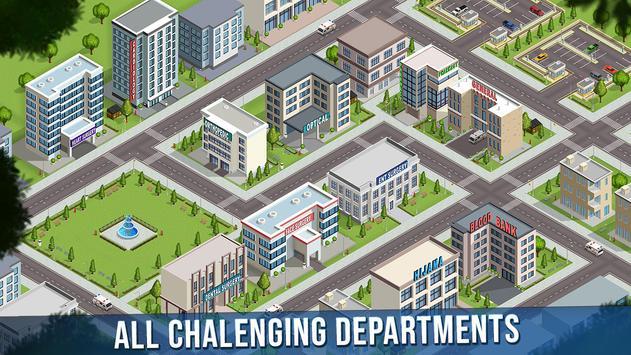 Hospital Doctor Games: ASMR Clinic Adventure Games screenshot 3