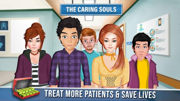 Hospital Doctor Games: ASMR Clinic Adventure Games screenshot 11